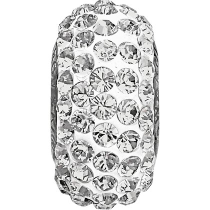 BeCharmed Pavé Slim 81101 - 13.5 mm - Crystal