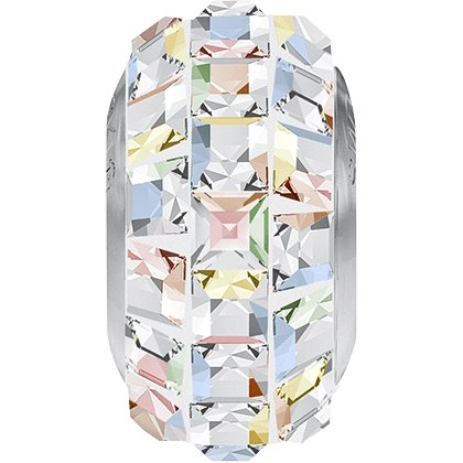 BeCharmed Pavé Slim 81201 - 13 mm - Crystal Aurore Boreale