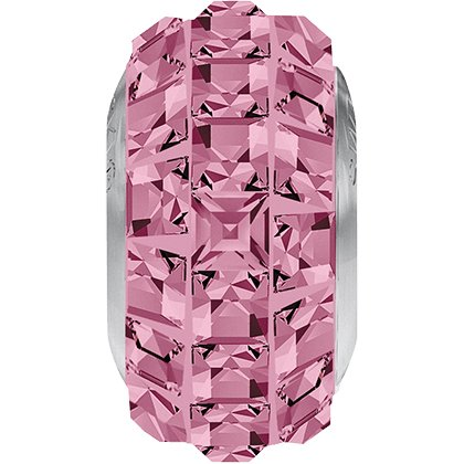 BeCharmed Pavé Slim 81201 - 13 mm - Light Rose