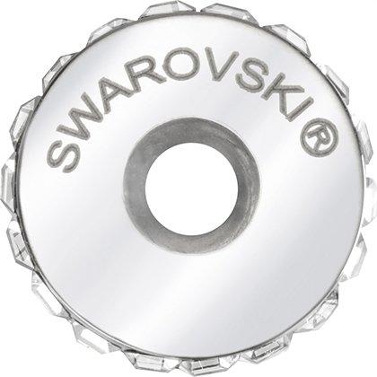 BeCharmed Pavé Stopper 81001 - 15 mm - Crystal