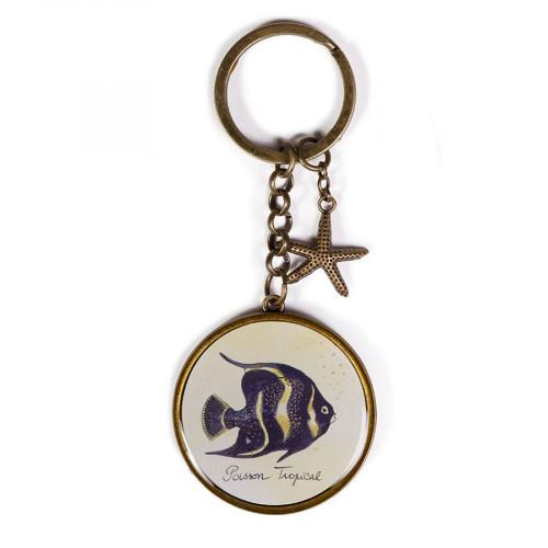 Origin - Porte-clés - Ø 4 cm x 10 cm
