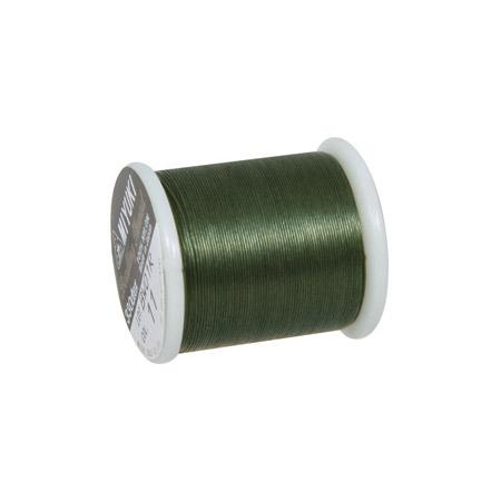 Fil nylon Miyuki Ø 0,25 mm - Olive x 50 m