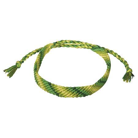 Fil coton «Stitch & Knot» - Vert Feuillage