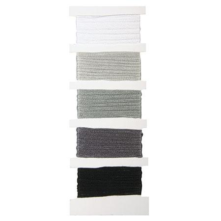 Fil coton «Stitch & Knot» - Gris Granite