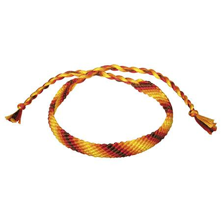 Fil coton «Stitch & Knot» - Orange