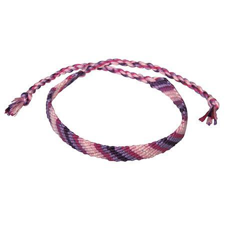 Fil coton «Stitch & Knot» - Rose Œillet