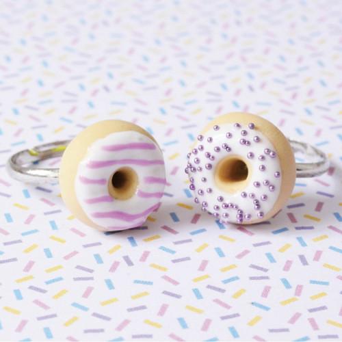 Kit Bijoux Gourmands - Donuts