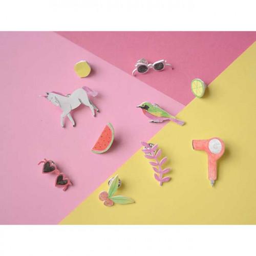 Mes Kits Make It - Mes Pin's tendance