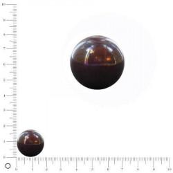 Perles céramiques rondes