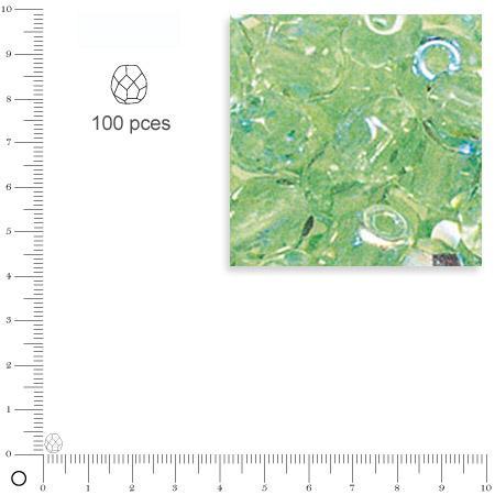 Facettes dépolies - Jaspe - 4 mm x 100 pces