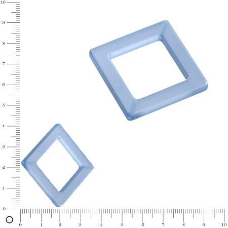 Losange Polaris 42 mm - Bleu