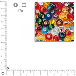 Mini-rocailles - 2 mm