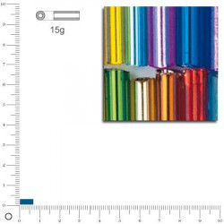 Rocaille tube - 7 mm
