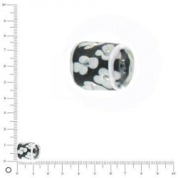 Perles en verre rondes