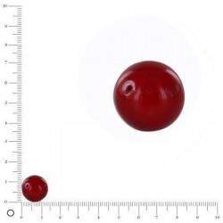 Perles gemmes rondes