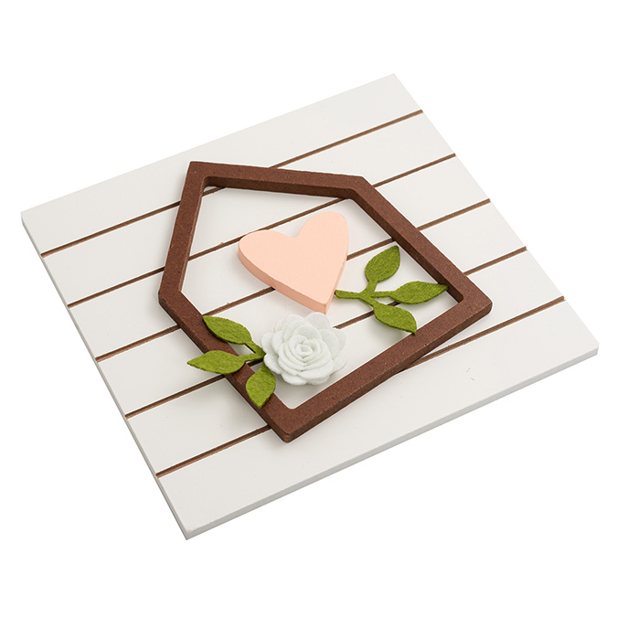 Kit Maison pour cadre Pocket Frames 15 x 14 cm