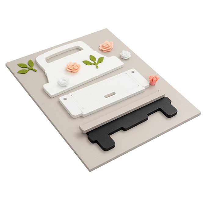 Kit Truck pour cadre Pocket Frames 15 x 14 cm