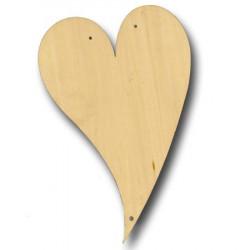 cœurs bois
