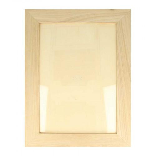 Cadre en bois - 28 x 36,7  cm
