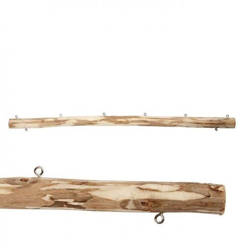 Bâton de montage avec accroches - 40 cm