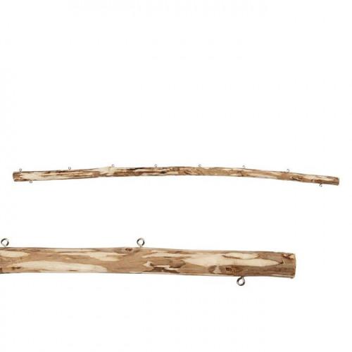 Bâton de montage avec accroches - 60 cm