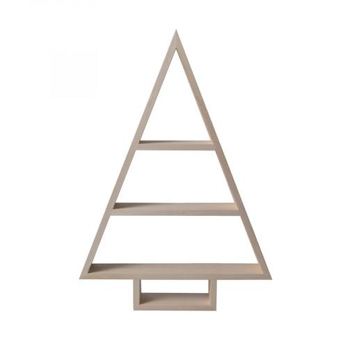 Etagère Sapin en bois - 30 x 43 x 6 cm