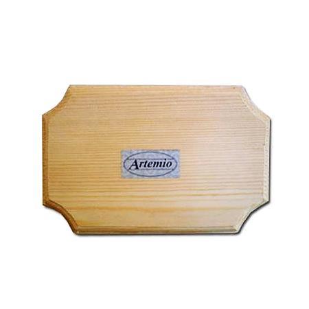 Support à décorer en bois - Plaque bois - 16 x 10 cm