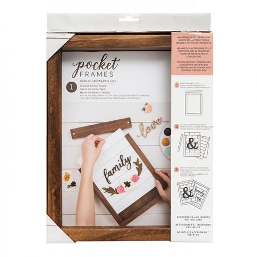 Fond pour cadres Pocket Frames 20,3 x 25,4 cm