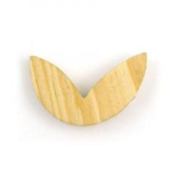 pendentifs bois