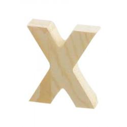 Alphabet et chiffres en bois