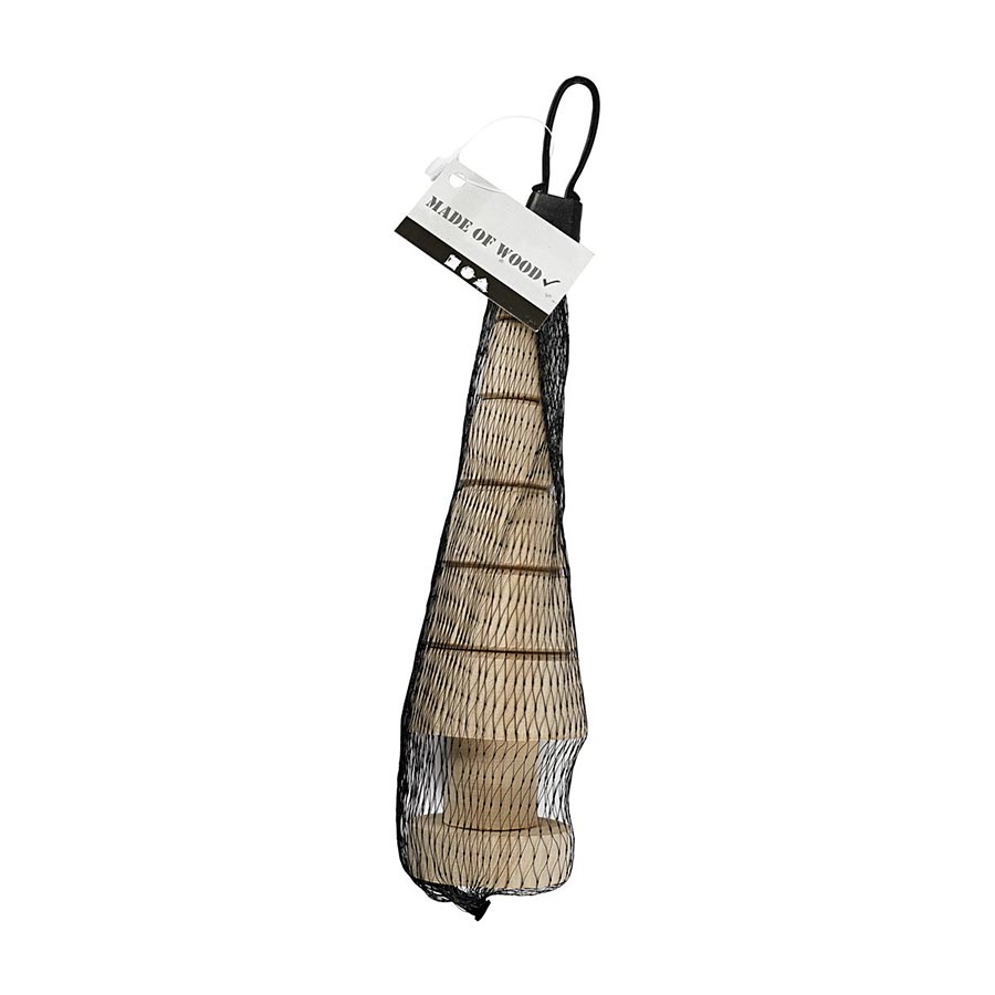 Sapin avec rainures - 3,7 x 12,5 cm