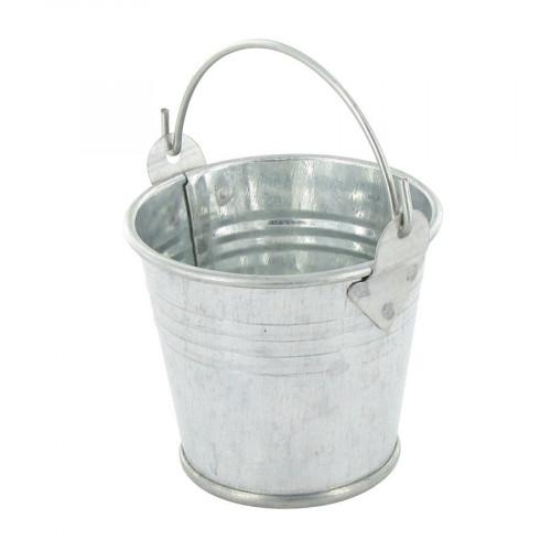 Seau en zinc - 5,5 cm