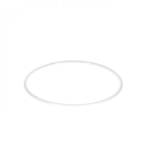Cercle nu en métal  pour abat-jour -  Ø 18 cm