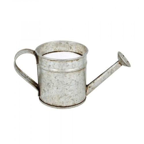 Arrosoir en métal avec mousse - 15 x 6,2 x 6,5 cm
