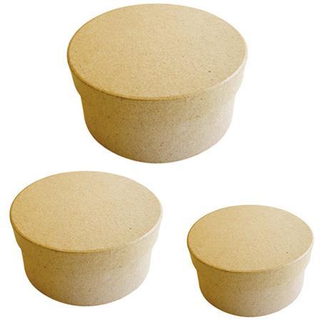 Boîte à chapeaux - Ø 31, 30 ou 28,5 cm