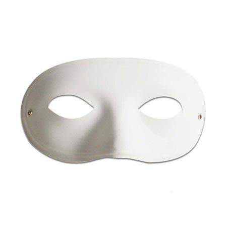 Masque Adulte - Loup Fin Simple