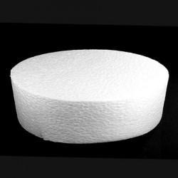 Disques en polystyrène