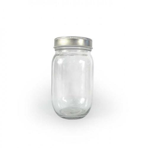 Pot classique en verre - 375 ml