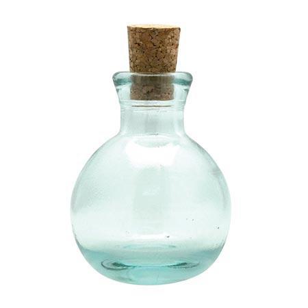 Flacon - Boule - 9 cm - 115 ml