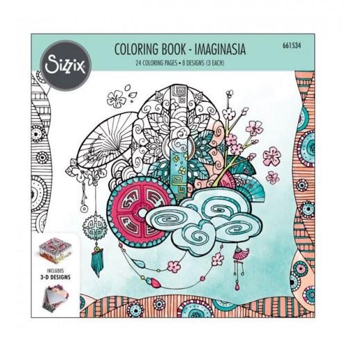 Coloring Book - Imaginasia