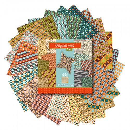 Origami - Pop - 7,5 x 7,5 cm
