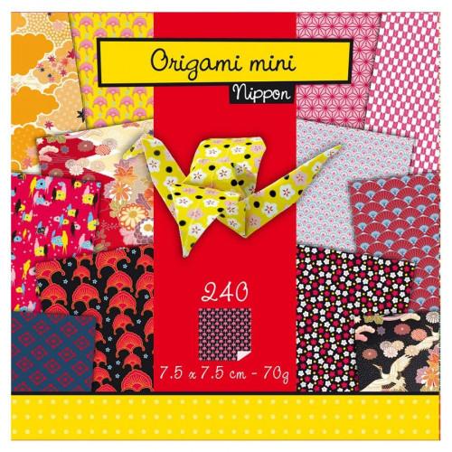 Origami - Nippon - 7,5 x 7,5 cm
