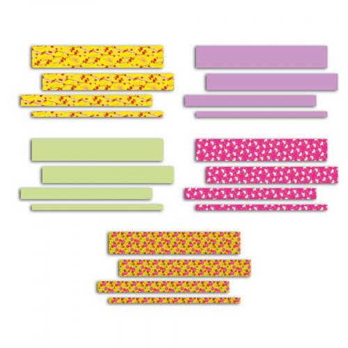 Quilling - Bandes de papier - Jardin Japonais - 4 x 25 - 50 cm