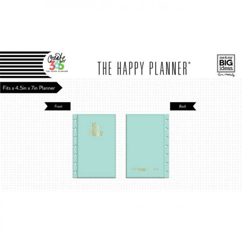 Snap-In Cover - Couverture Big Plans (mini)
