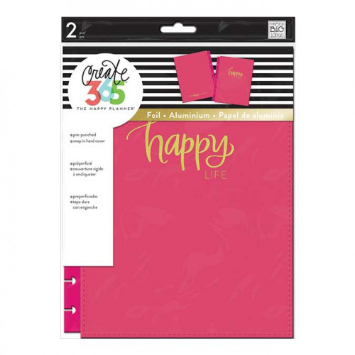 Snap-In Cover - Couverture Happy Life (classic)