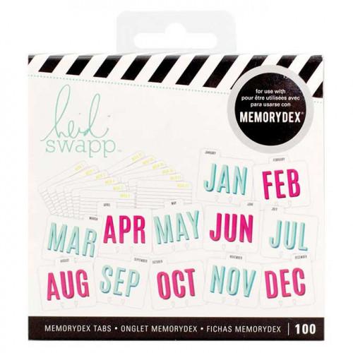 Memorydex - Kit Calendar - 100 pcs