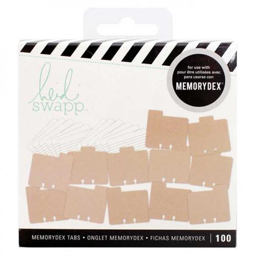 Memorydex - Kit Kraft - 110 pcs
