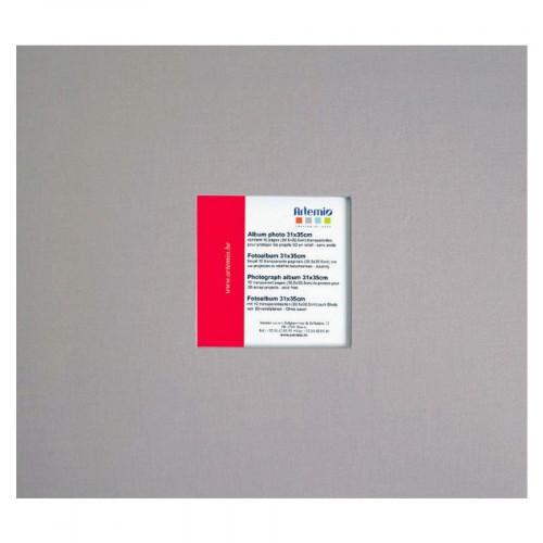 Album à vis - gris clair - 20 x 20 cm