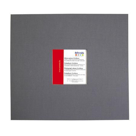 Album à vis - anthracite - 30 x 30 cm