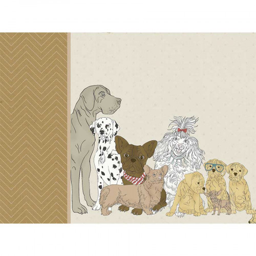Pawfect Dogs - Album - D-Ring - 12 x 12